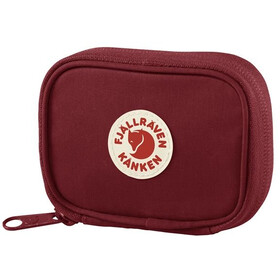 Fjällräven Kånken Card Wallet ox red